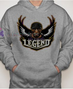 Baltimore Legend hoodie gift cool tee shirts