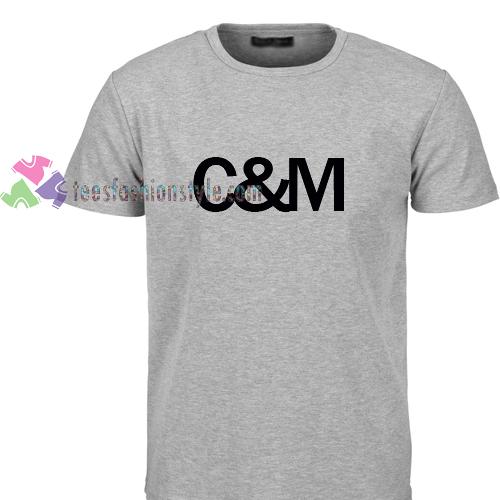 C&M graphic Tshirt gift