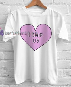I ship us Tshirt gift cool tee shirts