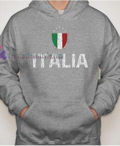 Italia hoodie gift