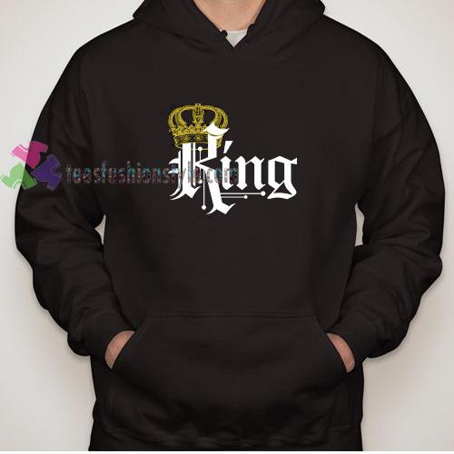 King hoodie gift