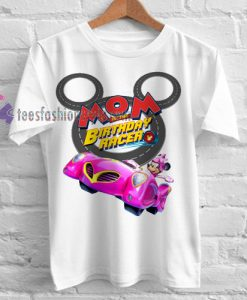 Mickey and the Roadster Racers Tshirt gift