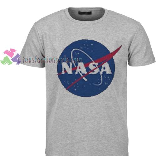 Nasa logo Tshirt gift