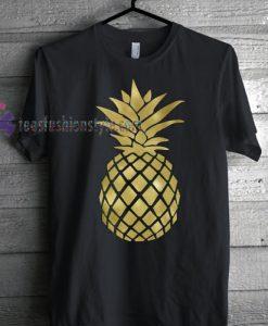 Pineapple Tshirt gift