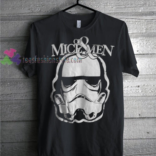 Star wars of mice and men Tshirt gift cool tee shirts