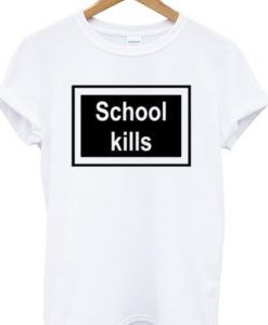 You searched for school Tshirt gift adult unisex custom clothing Size S-3XL