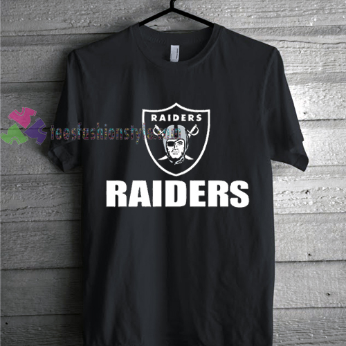 raiders Tshirt gift