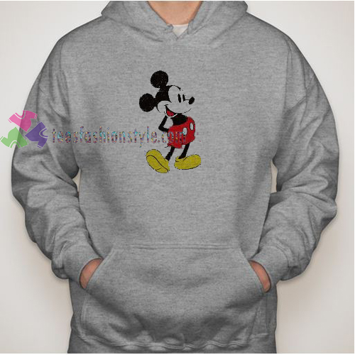 Disney Mickey Mouse hoodie gift cool tee shirts