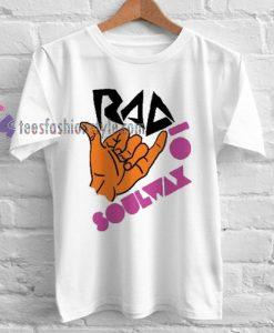 Rad Soulwax Tshirt gift cool tee shirts