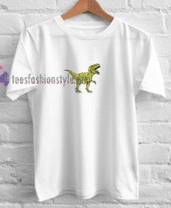Trex Art Tshirt gift cool tee shirts