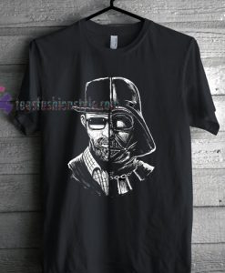 Breaking Darth Vader star wars T shirt gift