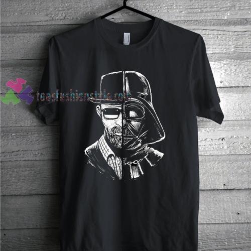 Breaking Darth Vader star wars T shirt gift