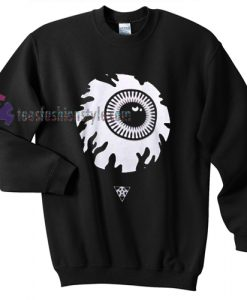 Eyeball Sweatshirt