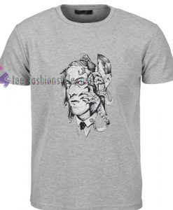 Lovecraft Portrait t shirt