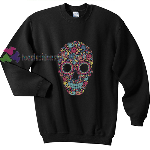 Mexican Day of the dead Sweatshirt