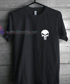 Skull Punisher Tactical t shirt