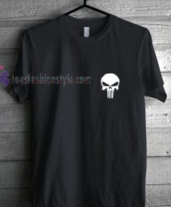 Skull Punisher Tactical t shirt