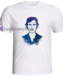 Star Wars The Last Jedi Han t shirt gift tees cool tee shirts