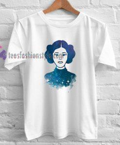 Star Wars The Last Jedi Princess Leia t shirt gift tees cool tee shirts