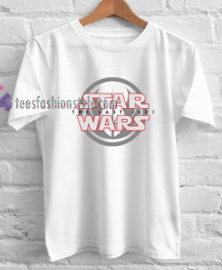 Star Wars The Last Jedi t shirt gift tees cool tee shirts