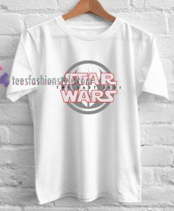 Star Wars The Last Jedi t shirt gift tees cool tee shirts