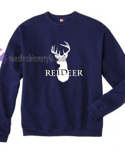Reideer Christmas Sweatshirt Gift sweater cool tee shirts