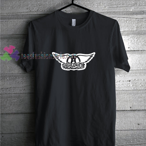 Aerosmith simple t shirt