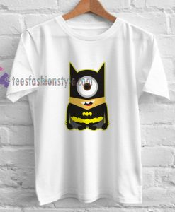 Batman Minion t shirt