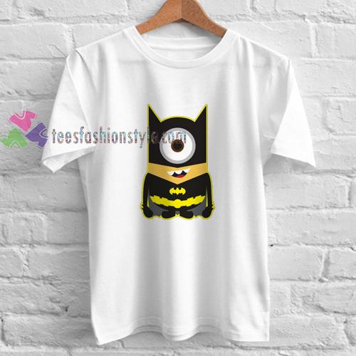 Batman Minion t shirt