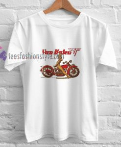 Biker Pin Up t shirt