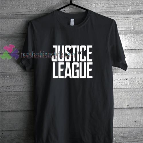 Justice League Simple t shirt