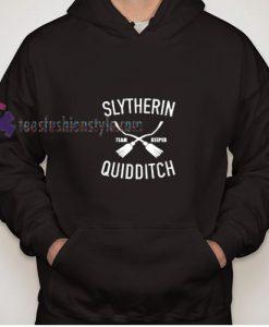 Slytherin Quidditch Team Hoodie