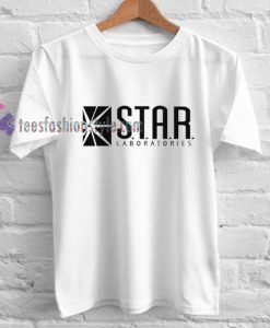 Star Laboratories t shirt