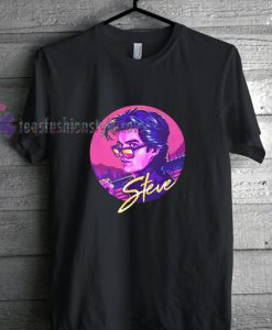 Steve Harringtont shirt