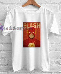 THE FLASH VINTAGE t shirt