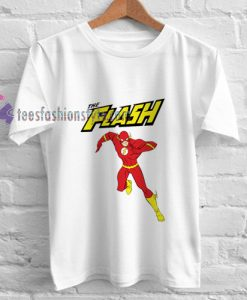 The Flash simple t shirt