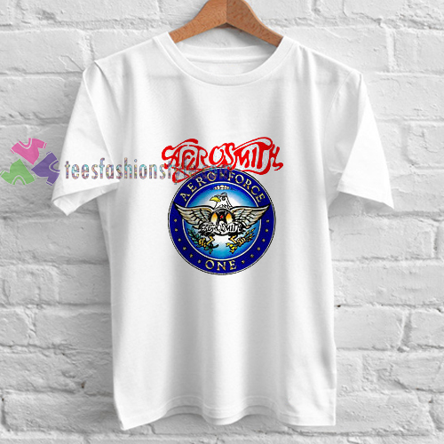 Garth Algar Aerosmith t shirt