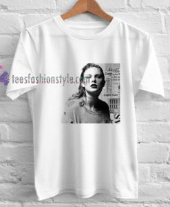 Reputation album t shirt