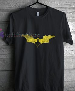 Batman Logo Simple t shirt