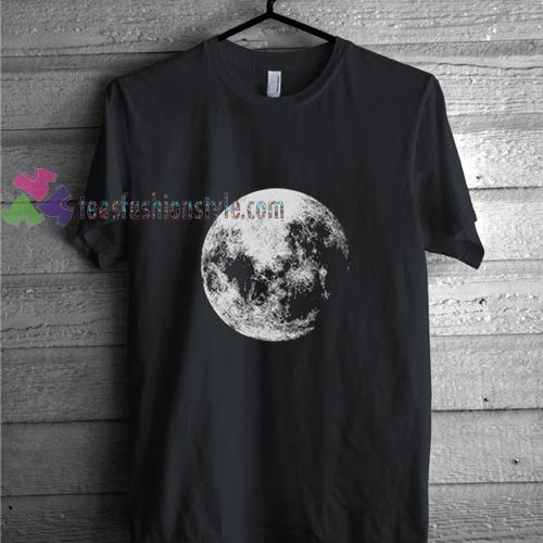 Full Moon Simple t shirt