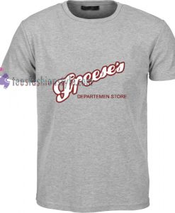 Freeses Ringer simple t shirt
