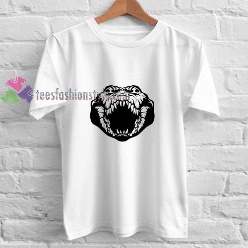 Head Crocodile t shirt
