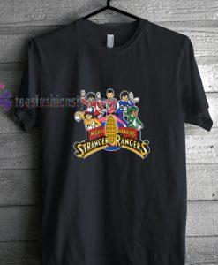 Stranger Rangers t shirt