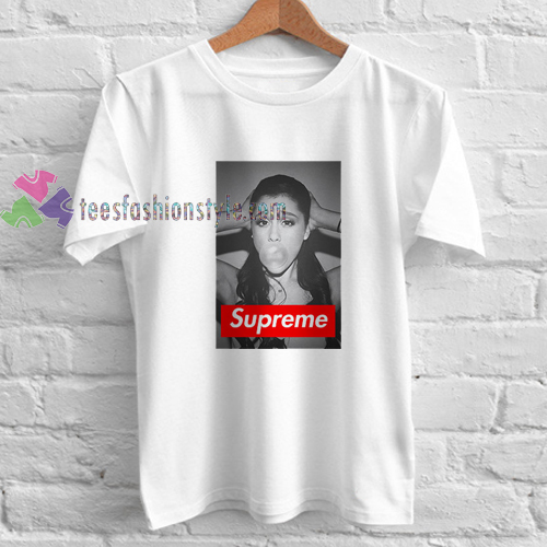 97198c914ca7 Supreme Ariana Grande t shirt gift tees unisex adult cool tee shirts
