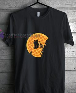 walk to waffle t shirt