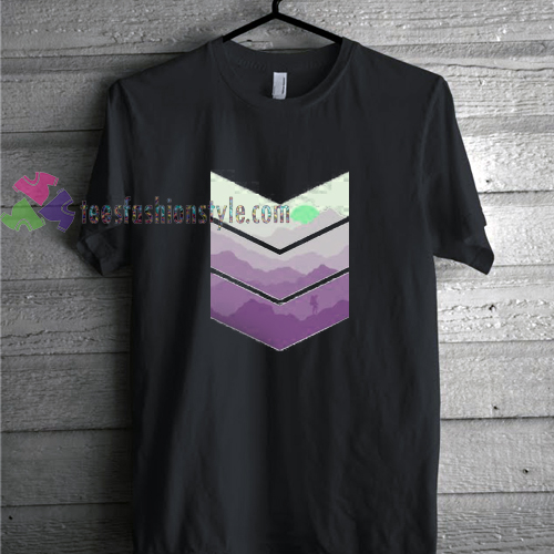 Abstrack Mountaint shirt