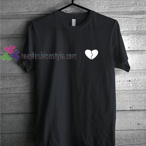 Broken Heart t shirt