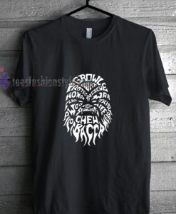 Chewbacca t shirt