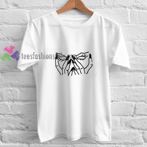 Close Face t shirt