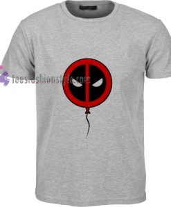 Deadpool Baloon t shirt